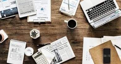 L'importance d'un bureau organisé