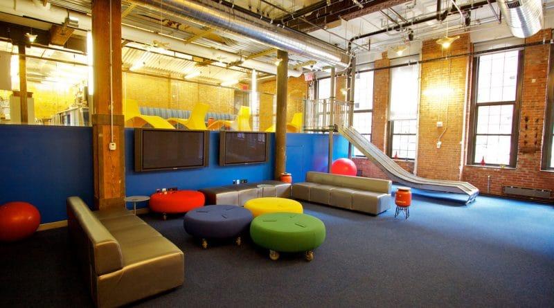 Bureaux de Google New York